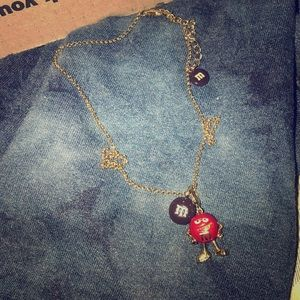 MnM necklace